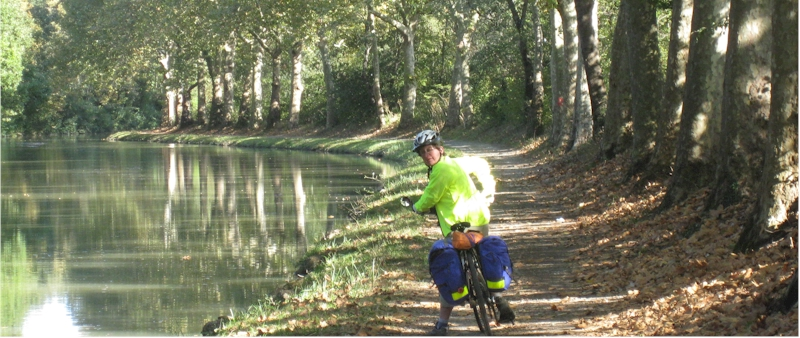 WorldCycleWays  Canal du Midi and Canal de Garonne 089c6b8a8